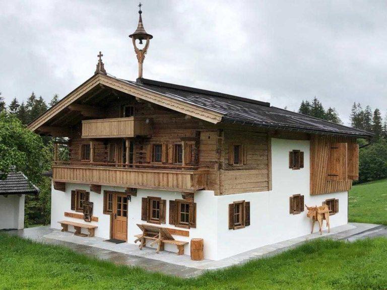 Umbau und Sanierung in St. Johann i.T.