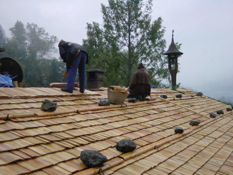 Dachsanierung in Oberndorf
