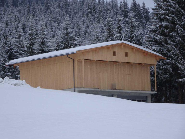 Landwirtschaftliches Gebäude in Fieberbrunn