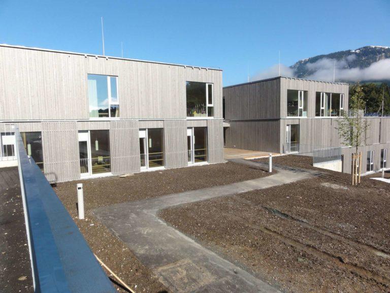 Sozialzentrum in Fieberbrunn