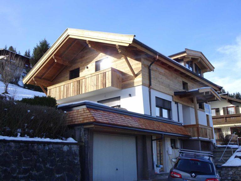 Umbau und Sanierung in Fieberbrunn