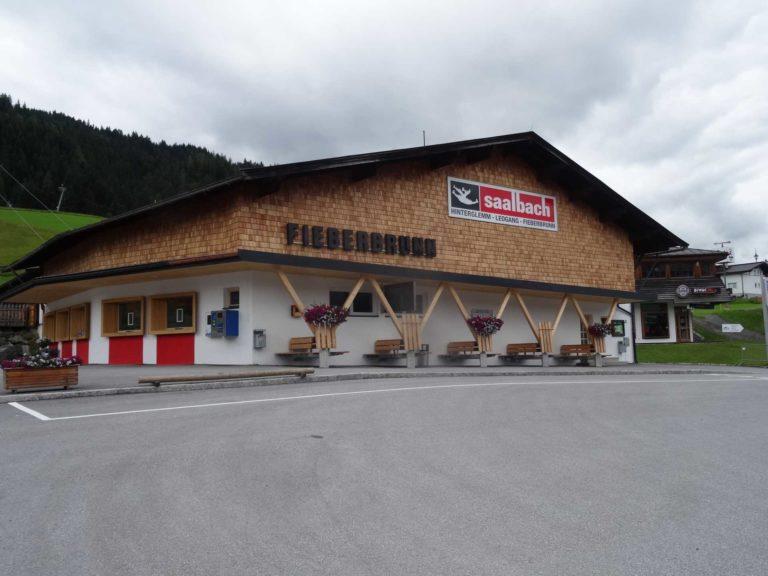 Umbau in Fieberbrunn