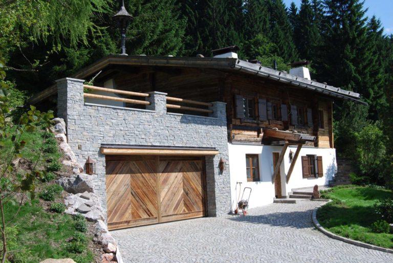 Sanierung und Umbau in Kirchberg