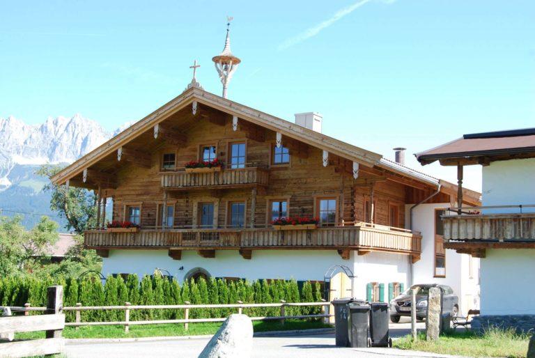 Sanierung in Oberndorf