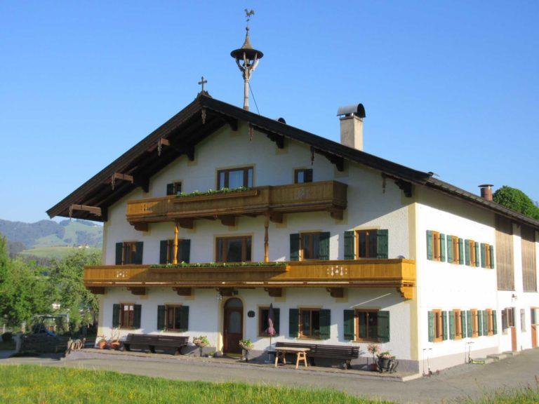Balkone in Oberndorf