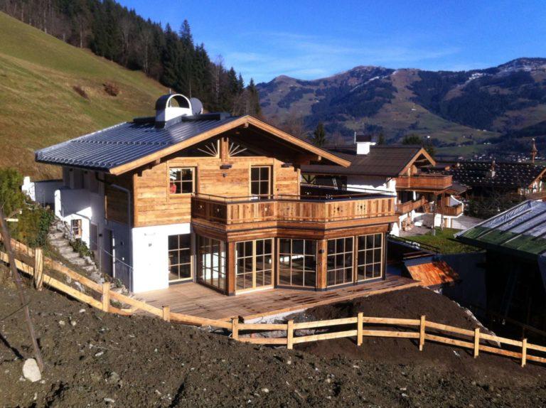 Sanierung in Jochberg