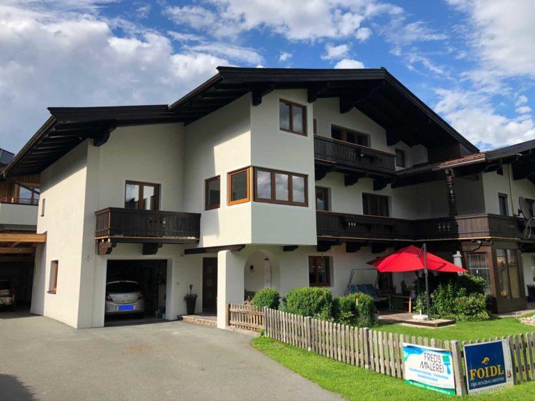Wohnraumerweiterung in Reith bei Kitzbühel