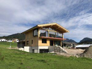 Wohnhaus in Fieberbrunn
