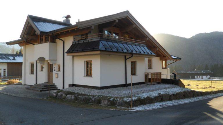 Zubau in St. Ulrich am Pillersee