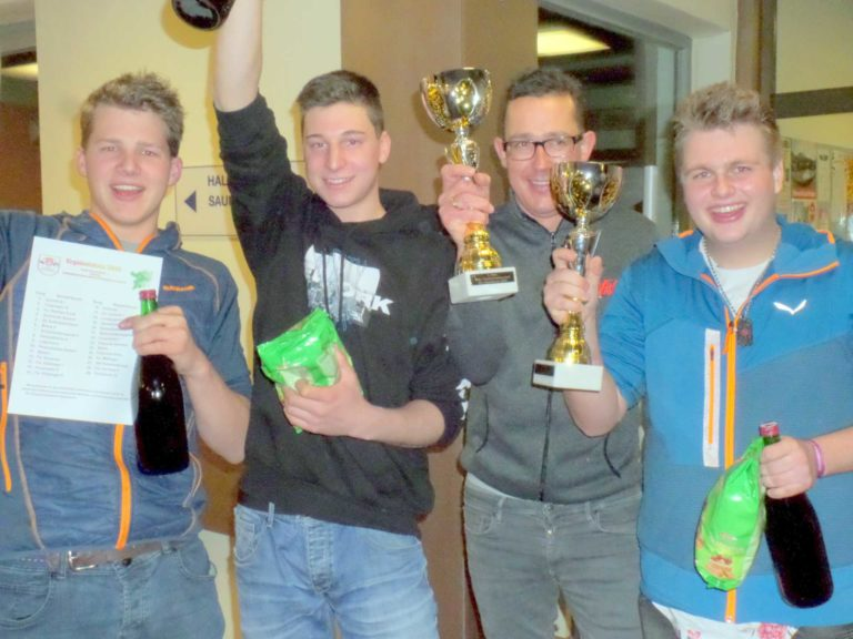Betriebs und Vereinsmeisterschaft Eisschützen 2020